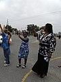 Obama Motorcade Plaquemines Parish 02.jpg