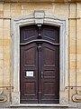 Oberailsfeld Kirche St. Burkhard Tür 1203016.jpg