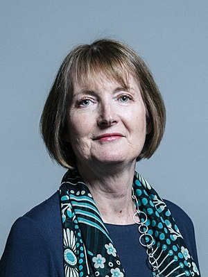Camberwell and Peckham (UK Parliament constituency) - Harriet Harman, Labour MP for Camberwell and Peckham