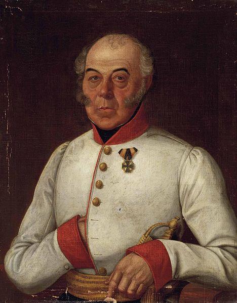 File:Offizier vom Salzburger Regiment mit Orden c1820.jpg