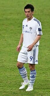 Oh Jang-eun South Korean footballer