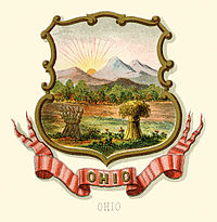 Ohio state coat of arms