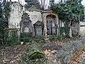 Olšanské hřbitovy, hřbitov I, jižní strana (01).jpg