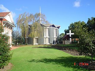 File Old Boys 39 Memorial Chapel And Rose Garden Wesley College Perth