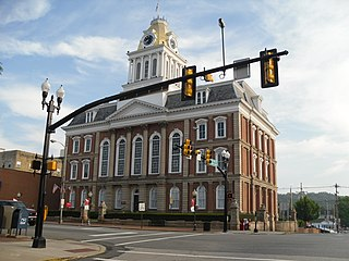 Old Indiana County Courthouse United States historic place