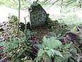 Old Laigh Borland Farm, Dunlop, East Ayrshire, Scotland. Old pigsty ruins.jpg