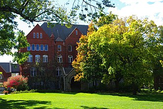 Macalester College - Old Main