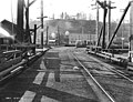 Old Spokane St drawbridge looking west, Seattle, Washington, February 27, 1918 (LEE 9).jpeg