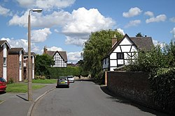 Old Whitnash Road, Whitnash - geograph.org.uk - 1453791.jpg