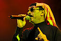 Omar Souleyman @ Becks Music Box (5 3 2011) (5519121398).jpg