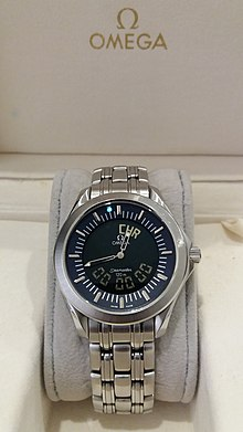 d6ab3197a1770 Seamaster 120M Analog-Digital