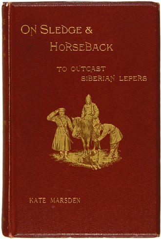 Kate Marsden - Image: On Sledge and Horseback