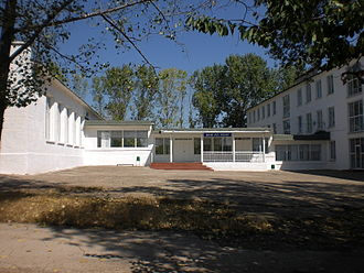Criuleni District - Onitcani high school