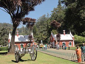 Government Botanical Gardens, Ooty - Botanical Garden, Ooty, India