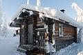 Open Wilderness Hut in the Riisitunturi national park, Riisitunturi national park.jpg