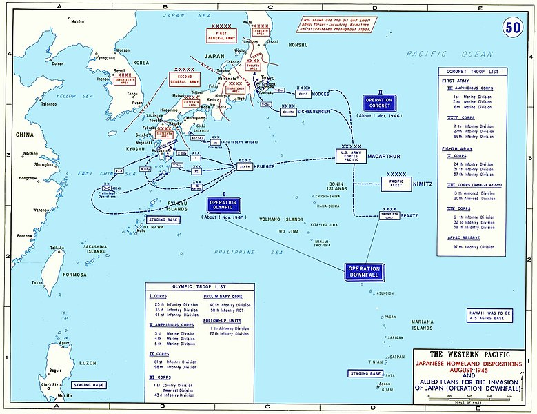 파일:Operation Downfall - Map.jpg