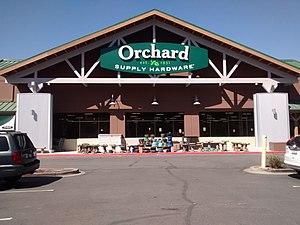 Orchard Supply Hardware - Image: Orchard Supply Hardware in San Rafael, California exterior