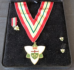 Order of Ontario cover
