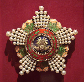 Order of the Precious Crown Japanese order