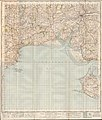 Ordnance Survey One-Inch Sheet 152 Carmarthen and Tenby, Published 1946.jpg
