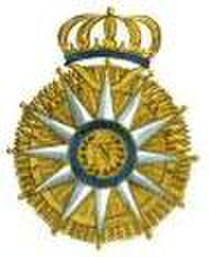 Order of the Reunion - Image: Ordre de la Réunion