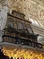 Organ in the Mezquita of Còrdoba.JPG