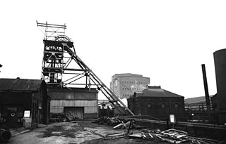 Orgreave Colliery Former coal mine in South Yorkshire, England