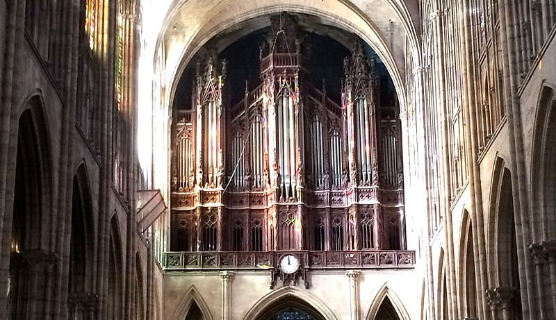 Orgue de la Basilique St.Denis