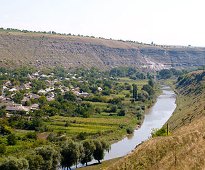 Protected areas of Moldova