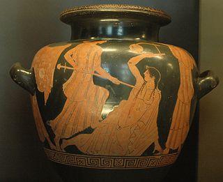 Hermonax Ancient Greek vase painter