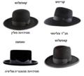 Orthodox Jewish hats.png