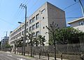 Osaka City Miyakojima junior high school.JPG