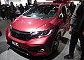 Osaka Motor Show 2017 (11) - Honda FIT HYBRID S・Honda SENSING (DAA-GP5).jpg