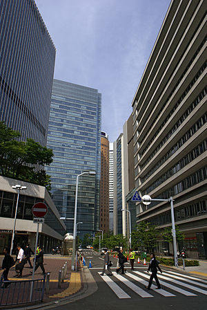 Osaka Prefecture - Diamond district in Umeda