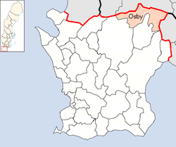 Osby Municipality in Scania County.png