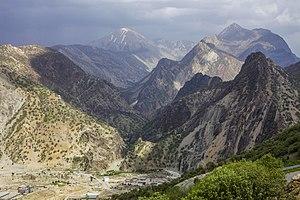 Sepiddasht, Lorestan - Image: Oshtoran kuhj