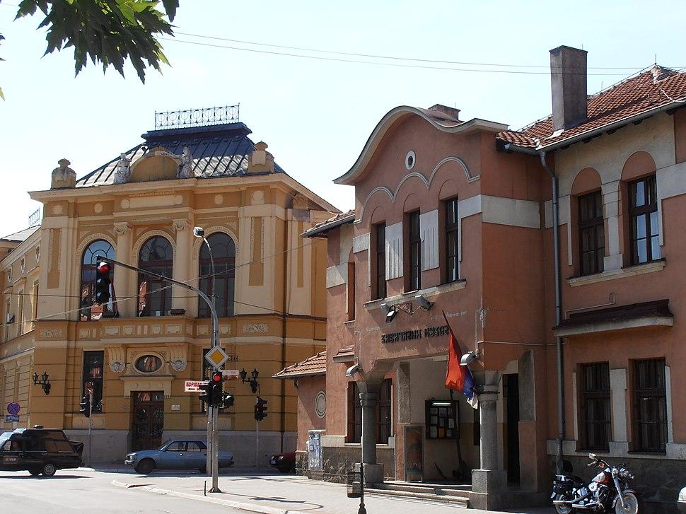 Osnovni Sud i Zavicajni muzej Jagodina