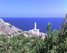 Il faro di Punta Palascìa, meglio noto come Capo d'Otranto