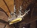 Oude Kerk ship memorial 1785.jpg