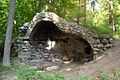 Our Lady of Lourdes Grotto, St. Francis, Wisconsin..jpg