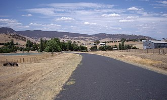 Ournie, New South Wales - Ournie