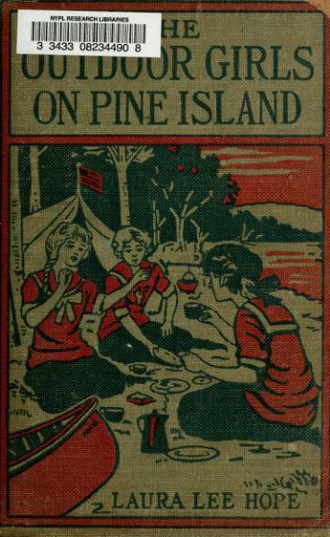 File:Outdoor Girls on Pine Island.djvu