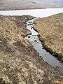 Outlet burn, Lochan Gaineamhaich - geograph.org.uk - 168015.jpg