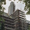 Overzicht vieringtoren in de steigers, tijdens restauratie - Berkel-Enschot - 20358855 - RCE.jpg
