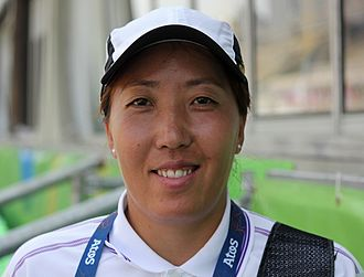 Mongolia at the 2016 Summer Paralympics - Oyun-Erdene Buyanjargal, archer for Mongolia