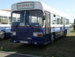 P&O Ferries bus 5 (YCD 75T), Showbus rally 2009.jpg