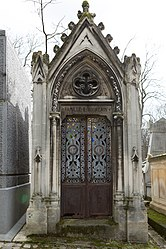 Tomb of Bourgain
