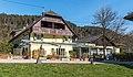 Pörtschach Winklern Gaisrückenstraße 77 vulgo Rumasch Zocklwirt S-Ansicht 30032019 6201.jpg