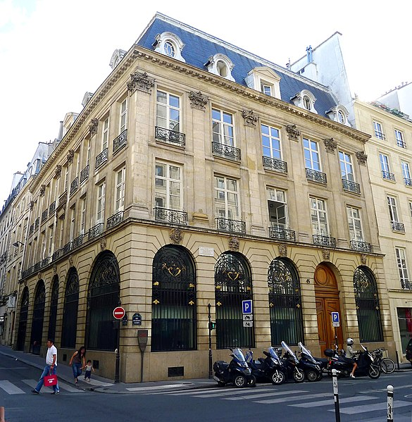 file p1040448 paris ier rue des petits champs h tel lulli mh rwk jpg wikimedia commons. Black Bedroom Furniture Sets. Home Design Ideas