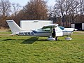 PH-MMM, Cessna 177B at Hilversum Airport (ICAO EHHV), photo3.JPG